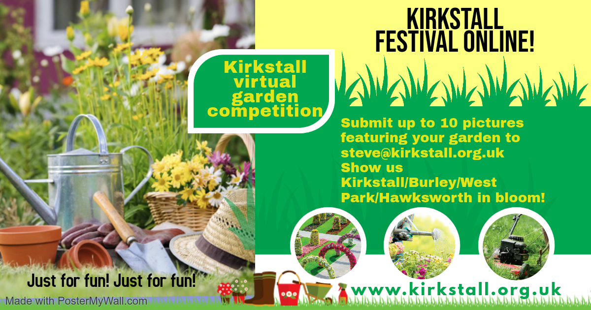 Virtual Garden Competition