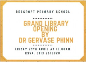Beecroft Library Opening